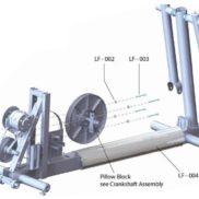 Ремонт нагрузки орбитрека
