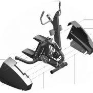 Устранение стука скрипа в орбитреке