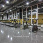 Фитнес клуб Mega Gym 3000 м.кв.