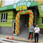 Фитнес клуб Euro GYM 1300 м.кв