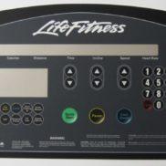 Консоль для беговой дорожки Life Fitness 95 TI