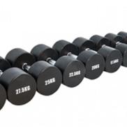 Профессиональные цельные гантели 10 – 60 кг