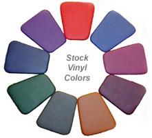 любые цвета материалов для перетяжки и замены подушек тренажеров