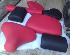 восстанавливаем любые виды подушек тренажеров