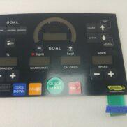 Сенсорная клавиатура, кнопки для Technogym
